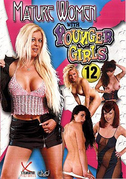 Mature Women with Young Girls #12 Legend DVD