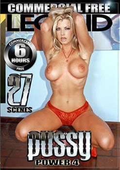 Pussy Power #4 - Legend 6 Hour - DVD