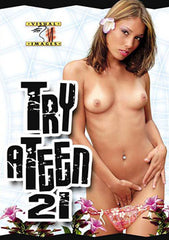 Try a Teen 16 Different Legend 16 DVD Set