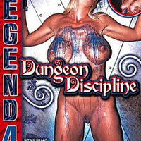 Dungeon Discipline 4 Hour DVD in White Sleeve