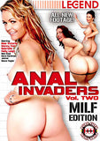 Anal Invaders #2 - Legend Digital Download