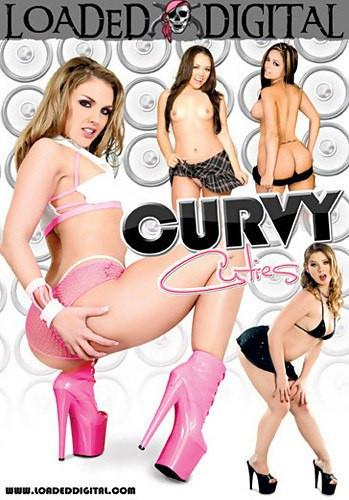 Curvy Cuties #1  - Loaded Digital Adult Sealed DVD