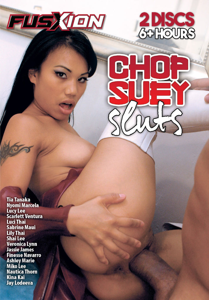 Chop Suey Sluts 6 Hours Fusxion 2 Sealed DVD Set