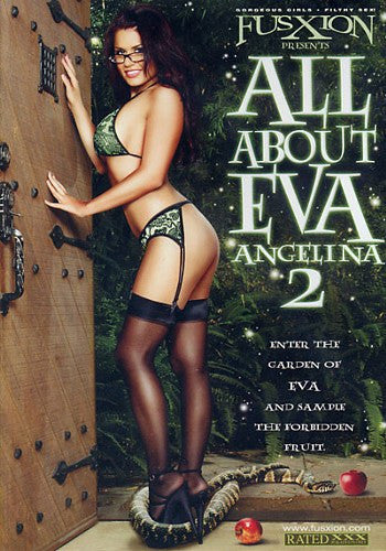 All About Eva Angelina #2 - Fusxion DVD