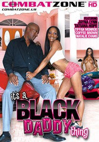 Its a Black Daddy Thing - Combat Zone DVD