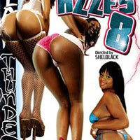 Gin & Juicy Asses #8 - Legend DVD in White Sleeve