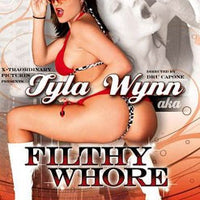 Tyla Wynn Aka Filthy Whore Legend Legend DVD (Shipped in White Sleeve) in White Sleeve