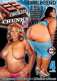 Chocolate Chunks #2 4 Hour DVD in White Sleeve