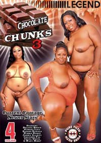 Chocolate Chunks #3 4 Hour DVD in White Sleeve