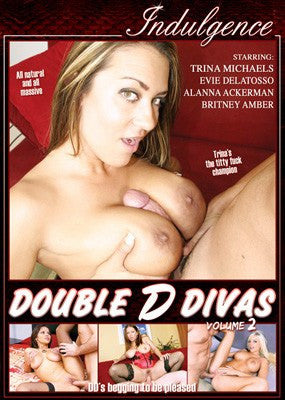 Double D Divas #2 - Indulgence Adult XXX DVD