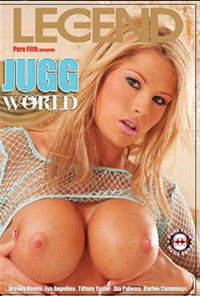 Jugg World #1 - Legend DVD