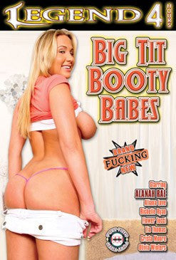 Big Tit Booty Babes #1 - 4 Hour Legend DVD