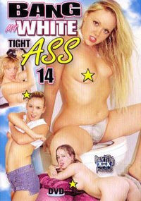 Bang My Tight White Ass #14 All Interracial Anal DVD