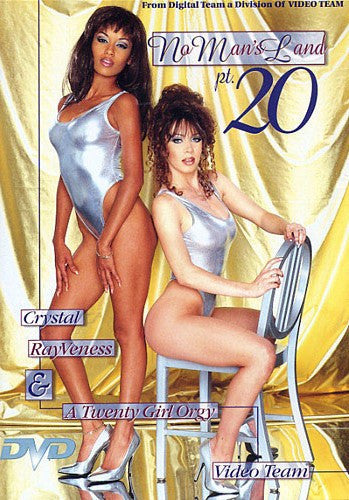 No Mans Land #20 - Lesbian Video Team Adult XXX DVD