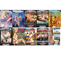 10 Best Interracial White Girls w/ Black Guys DVDs (10 Different DVDs) - QuickDVDdelivery