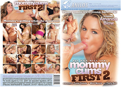 Mommy Cums First #2 (milf) Anilos Sealed DVD