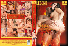 10 Different All Black Performers DVDs