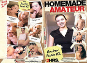 Amateur Facials #2 - Homemade Amateurs Adult XXX DVD