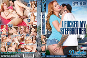 I Fucked My Stepbrother #1 - Diabolic Sealed DVD