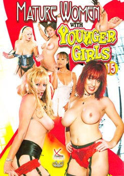Mature Women with Younger Girls #15 Legend DVD