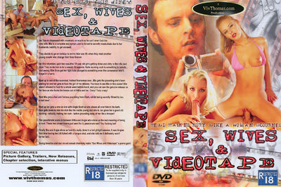Sex Wives and Videotape - Viv Thomas Sealed DVD