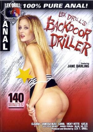 Backdoor Driller #1 Legend DVD