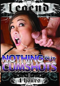 Nothing But Cumshots - 4 Hour DVD In Sleeve