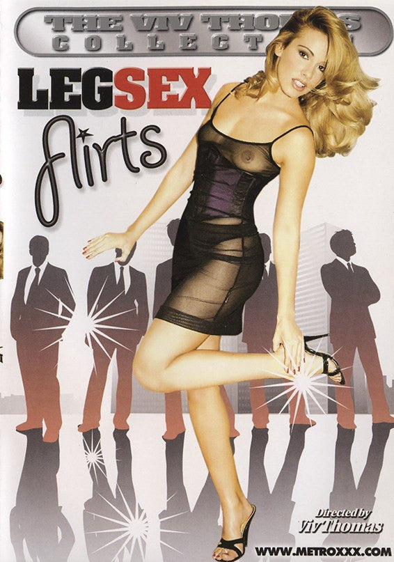 Leg Sex Flirts Cal Vista Sealed DVD