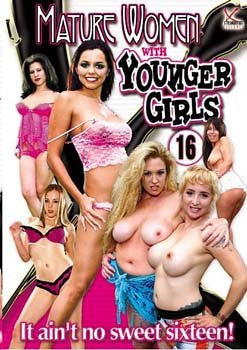 Mature Women with Younger Girls #16 Legend DVD