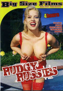 Pudgy Pussies 4 Hour 2000s Classic DVD in Sleeve