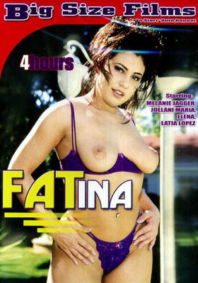 Fatina 4 Hour 2000s Classic DVD in Sleeve