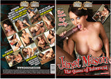 Janet Mason The Queen of Interracial - Dog Fart Sealed DVD