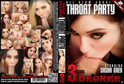 *Throat Party (2 Disc Set)  3rd Degree - Sealed DVD