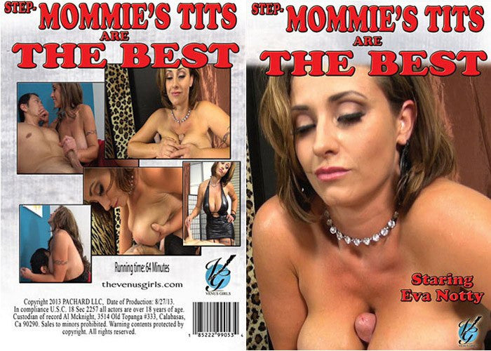 Step-Mommies Tits are The Best (eva notty) - Venus Girls Sealed DVD