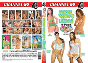New Wave Latinas #1 (4 Disc Set), Channel 69 4 Pack Sealed DVD