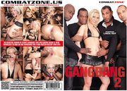 Planet Gangbang #2 - Combat Zone DVD in Sleeve