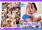 Sara Jay Loves White Chicks & Black Dicks #2 - Wyde Syde Sealed DVD