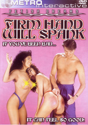 Firm Hand Will Spank - Metro Sealed DVD