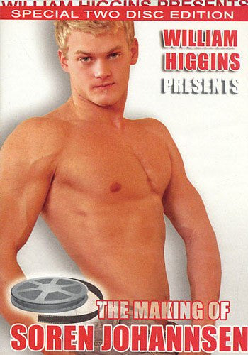 The Making of Soren Johannsen - William Higgins Gay Adult XXX DVD