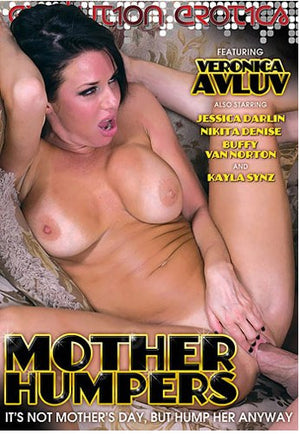Mother Humpers (veronica avluv) Evolution Erotica 2015 Sealed DVD
