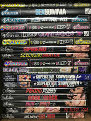 17 Different Voyeur Media New Sealed DVDs - 092019VM791