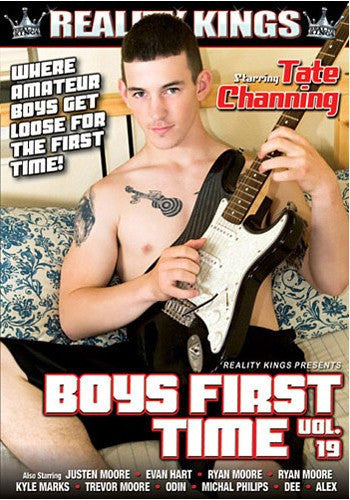Boys First Time #19 - Reality Kings Gay DVD (Models Over 18)