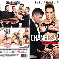 Chanel Santini TS Superstar - Evil Angel Sealed Transsexual DVD