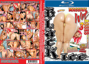 Massive Wet Asses #3 Black Ice Blu Ray Sealed DVD