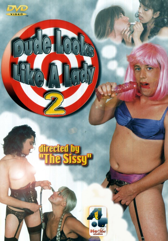 Dude Looks Like a Lady ##1 & 2 - Crossdresser 2 DVD Set