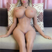 Marina Big Butt, Big Boobs Sex Doll 90 lbs 5+ Feet Tall.  Realistic