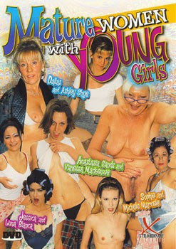 Mature Women with Young Girls #1 Legend DVD