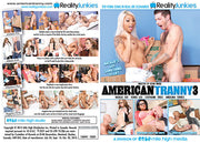 American Tranny #3 - Reality Junkies Sealed Trans DVD
