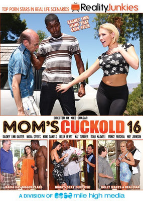 Moms Cuckold #16 Reality Junkies Sealed DVD