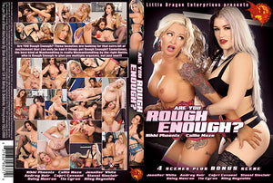 Are You Rough Enough #1 - Little Dragon (lesbian) Sealed DVD